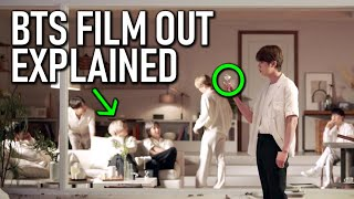 BTS (방탄소년단) 'Film Out' EXPLAINED/THEORY