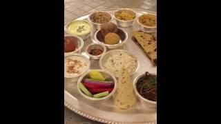 Индийская еда - Тали