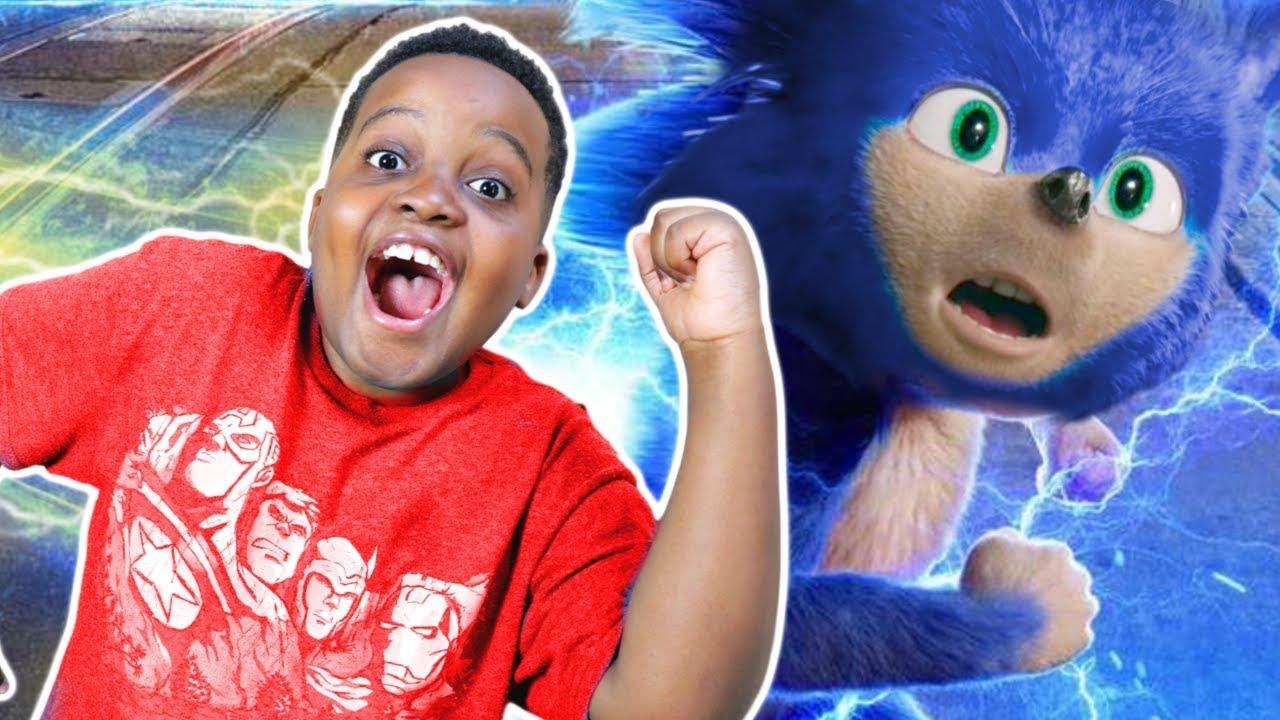 Sonic The Hedgehog Vs Shiloh Onyx Kids Youtube