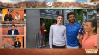 全仏オープン 2017 セクハラ マキシム・アム選手