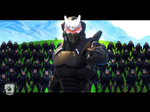OMEGAS ARMY GOES TO WAR - A Fortnite Short Film