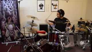 Manali Trance - Shaukeens - Drum Cover INSANE!!!