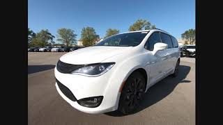 2020 Chrysler Pacifica St. Charles IL CH2939