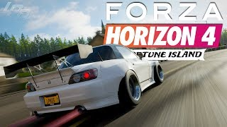 FORZA HORIZON 4 FORTUNE ISLAND Part 5 - Widebody S2000!! | Lets Play