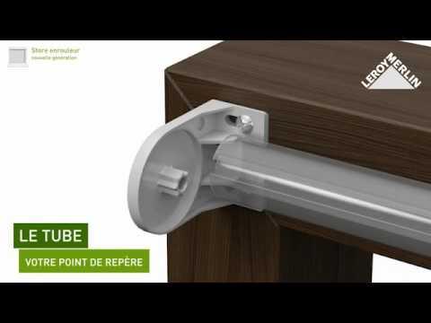 comment installer une barre de vitrage sans per age doovi. Black Bedroom Furniture Sets. Home Design Ideas