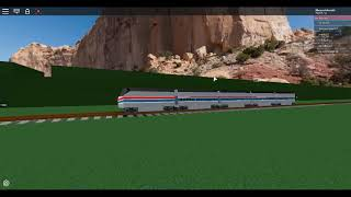 Same Vid From Surviving The Train Crash But New Train Roblox CS