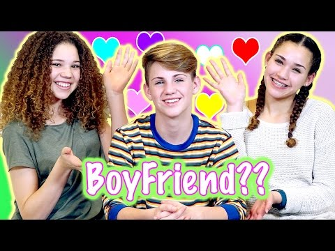 Thumbnail: Do We Have Boyfriends!? (Haschak Sisters vs MattyBRaps)