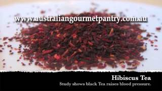 Health benefits of Hibiscus Tea