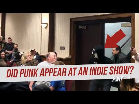 Did CM Punk Appear At An Indie Show Over The Weekend?