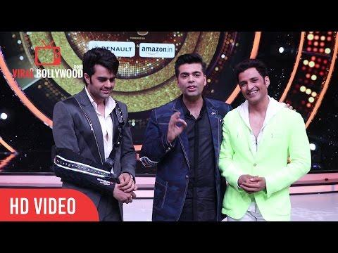 Karan Johar, Ganesh Hegde, Manish Paul Full...