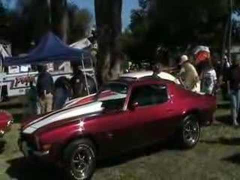 Mike Baskins' 73 Camaro at Horses to Horsepower Ca...