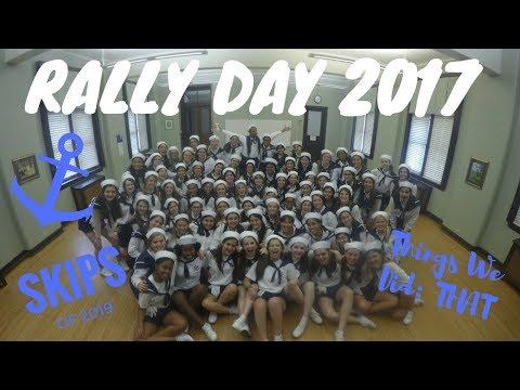 Ursuline Rally 2017 Skips Exhibition