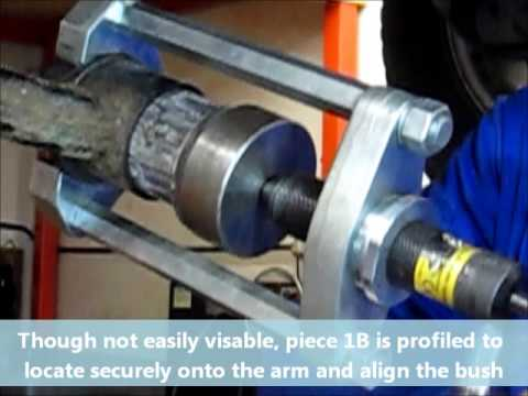 For Land Rover Discovery 4 Powerflex Suspension Bush Kit