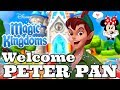Disney Girl LIVESTREAM! WELCOME PETER  PAN + UPDATE 31 NEWS + TOY STORY 4! Disney Magic Kingdoms