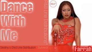 Destiny's Child - Dance With Me (Line Distribution)