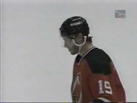 bb532efa7 1995 ECF Game 5 Bobby Carpenter Goal - YouTube