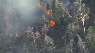 More Evacuations Issued For Cameron Peak Fire As Wind Picks Up Friday Afternoon
