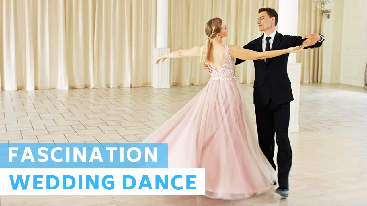 Fascination - Nat King Cole | Waltz | Wedding Dance Choreography | Romantic First Dance I