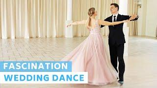 Fascination - Nat King Cole   Waltz   Wedding Dance Choreography   Romantic First Dance I