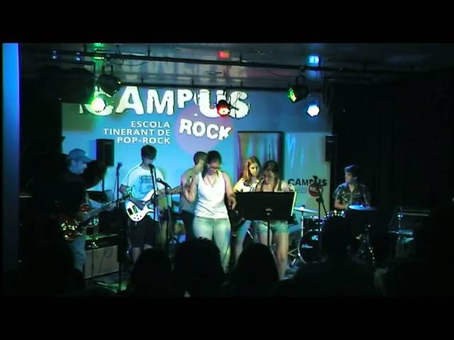 CAMPUS ROCK LLEIDA 2013 Summercamp
