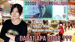 Video CHALLENGE MASAK 20RB RUPIAH download MP3, 3GP, MP4, WEBM, AVI, FLV Juni 2018
