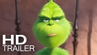O GRINCH | Trailer (2018) Legendado HD