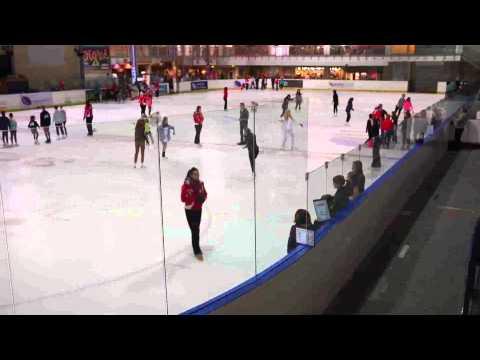 The National Ice Centre Nottingham - The UK