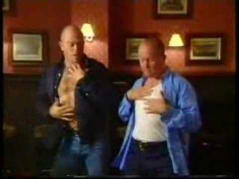 Phil and grant kung fu fighting - YouTube