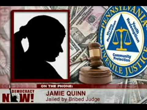 US judges jail kids for kickbacks Part 2 of 2