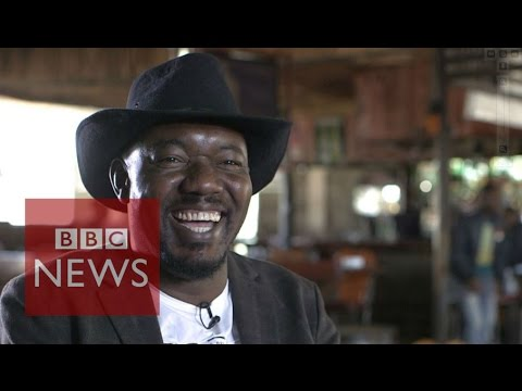 African Elvis brings country music to Kenya - BBC News