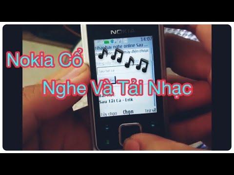 [S40 #2] Hướng dẫn tải nhạc trên điện thoại nokia cổ | Tải nhạc nokia 6300 @Vương Nguyễn VNTV – 0506