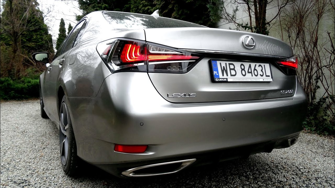 Lexus gs 200t review