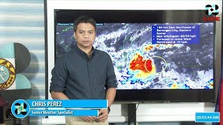 Public Weather Forecast Issued at 4:00 AM December 16, 2017 DOST-PAGASA