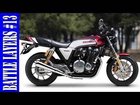 今、新車で買えます! CB1100 project F|バトルレイヤーズ~コスプレバイク最強決定戦~ #13