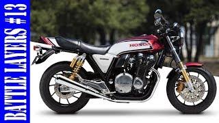 今、新車で買えます! CB1100 project F バトルレイヤーズ~コスプレバイク最強決定戦~ #13