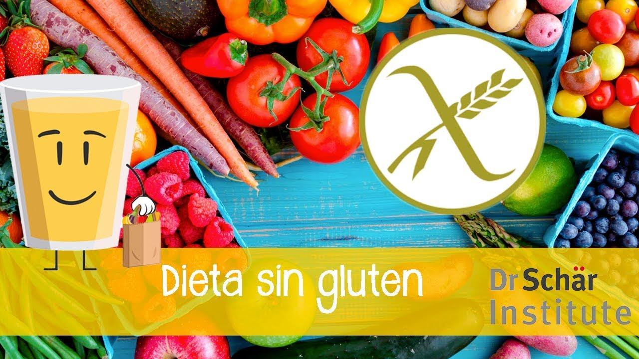 Como seguir una dieta sin gluten