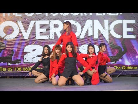 180901 DALLAR cover (G)I - DLE - FAKE LOVE + HANN + LATATA @ The Outdoor Plaza (Final)