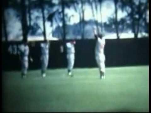 1950s Milwaukee Braves Spring Training