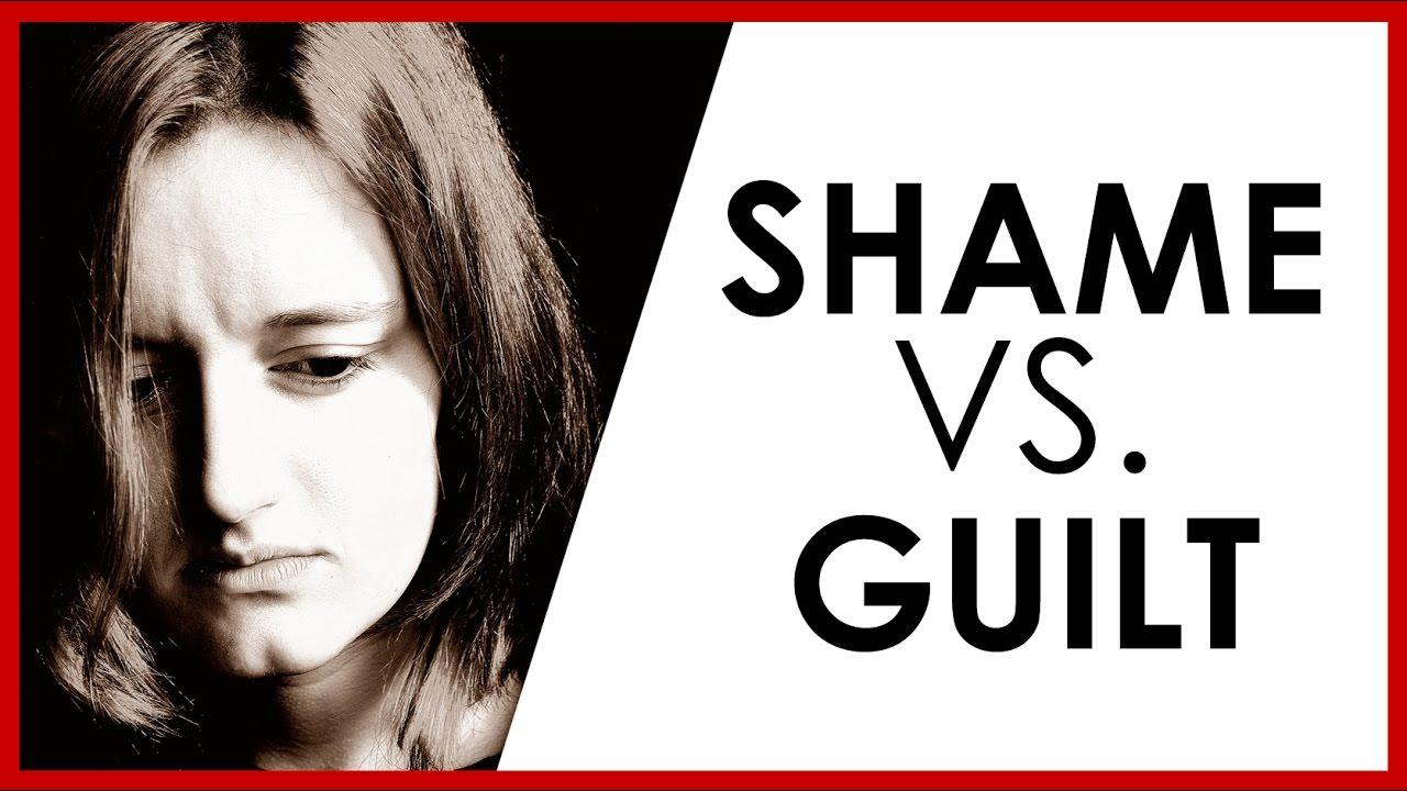 guilt vs acceptance