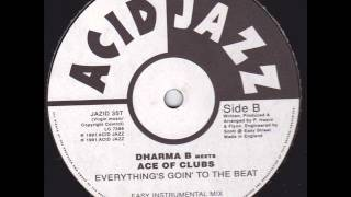 Dharma B Meets Ace Of Clubs ‎– Everything