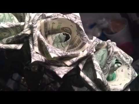 Origami Money Rose Youtube