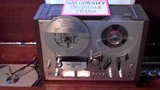 Ray Conniff. Invisible Tears Reel To Reel Tape. Played on the 1961 Motorola