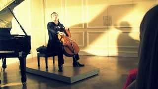 Bizet - Carmen Fantasy, Maxim Beitan (Максим Бейтан) cello, Matteo Sarti piano