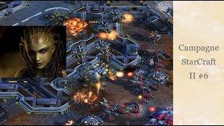 Campagne StarCraft II #6 : LES PROTOS ENTRENT EN JEU !!