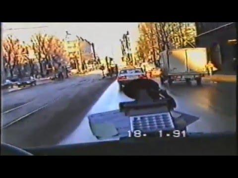 Bad Drivers # 4 Helsinki / Espoo Finland 2016 - 1991
