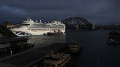 NSW Police orders cruise ships to leave state waters