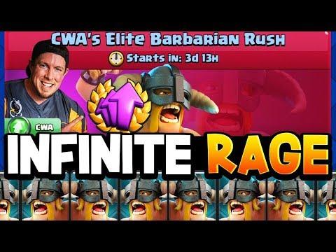 100% GUARANTEED To Make Them RAGE! Elite Barbarian Rush Challenge!
