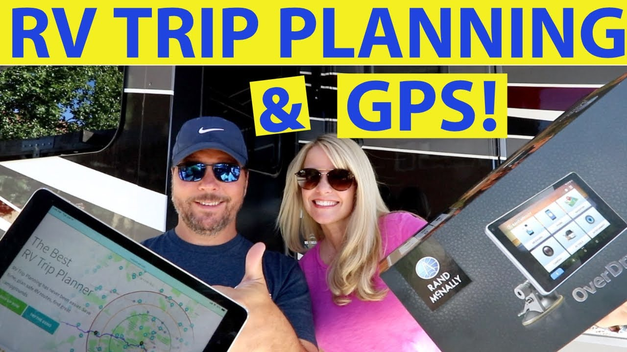 Full Time RV Trip Planning | RV Trip Wizard | Rand McNally
