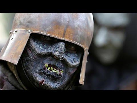 شاهد: حرب الجيوش الخمسة تشتعل في التشيك  - نشر قبل 2 ساعة