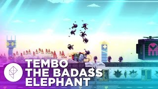Tembo the Badass Elephant Gameplay Overview